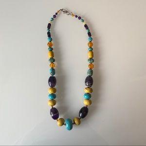 Jewelry - Amazing Artisan Stone Necklace